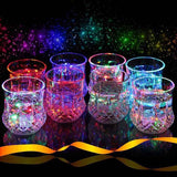 Liquid Activated Dancing LED Lights Drinking Glass