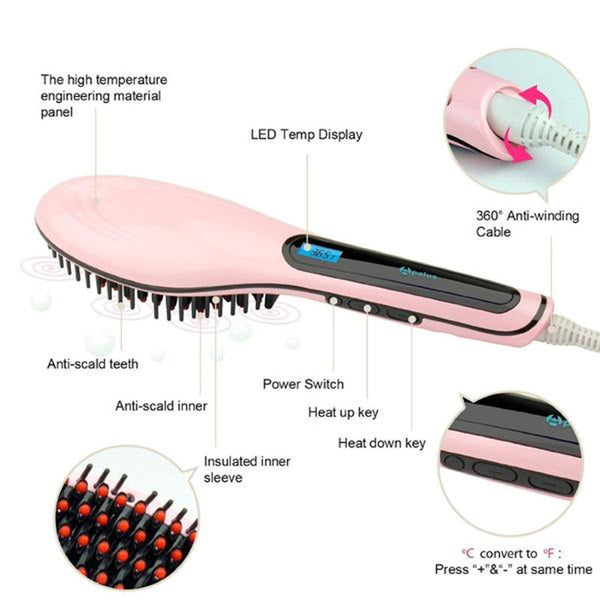best hair straightener for women