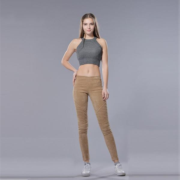 Sylvia™ - Pleat Leggings (Limited Edition)