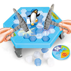 Penguin game