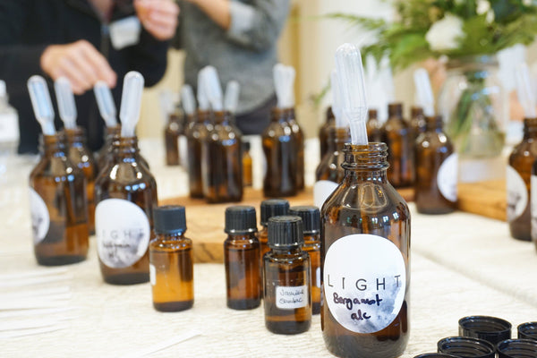 19/5: An Introduction To Natural Perfumery And Create Your Own Scent (Room Mist)