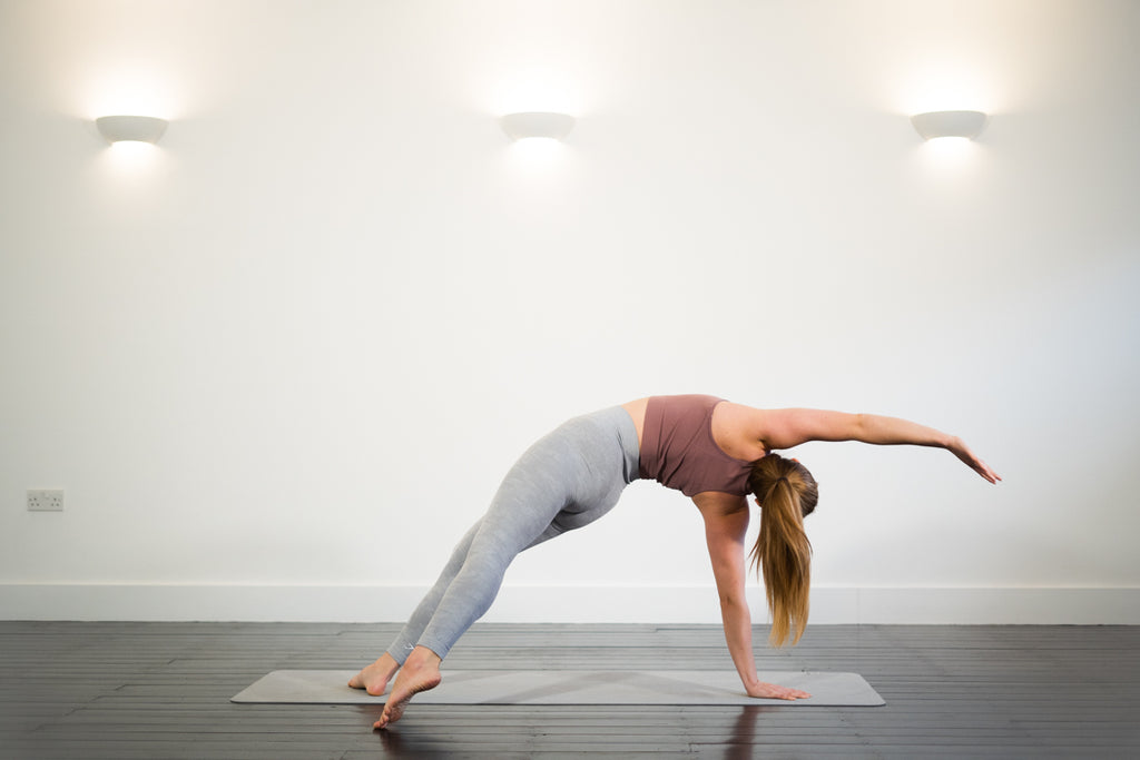 Carly Willers - yoga teacher at WEDOYOGA