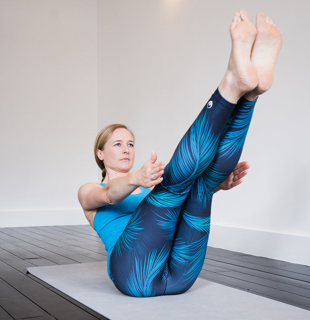 How To Do Boat Pose - WEDOYOGA