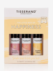 Tisserand Essential Oils Tisserand The Little Box of Happiness
