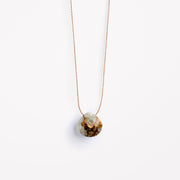 wanderlust life jewellery necklace Calcite Fine Cord Necklace