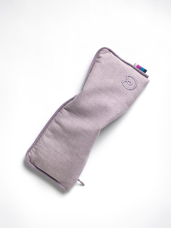 YogaMatters Yoga Props Yogamatters Organic Cotton Eye Pillow - Blue