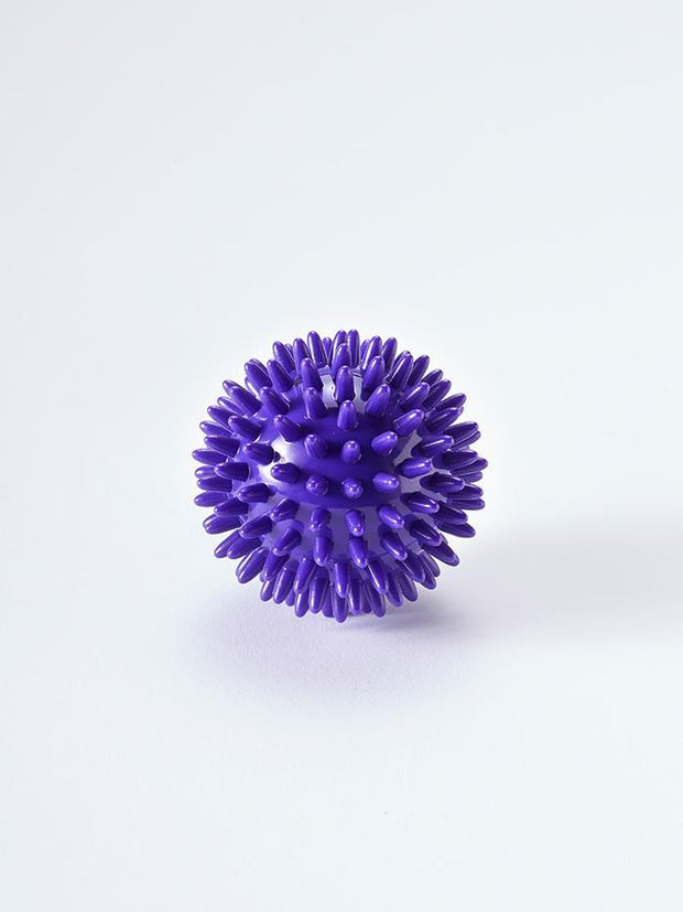 YogaMatters Yoga Props Yogamatters Purple Spiky Massage Ball - 7cm