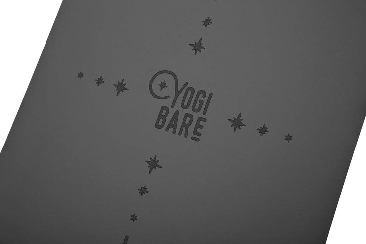 Yogi Bare yoga mats Copy of Paws - Natural Rubber Extreme Grip Yoga Mat Grey