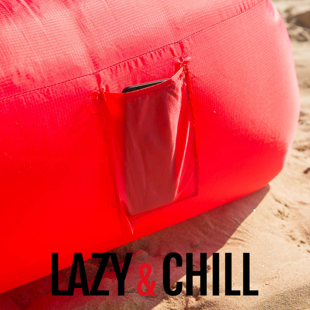 Lazy and Chill Red Pod