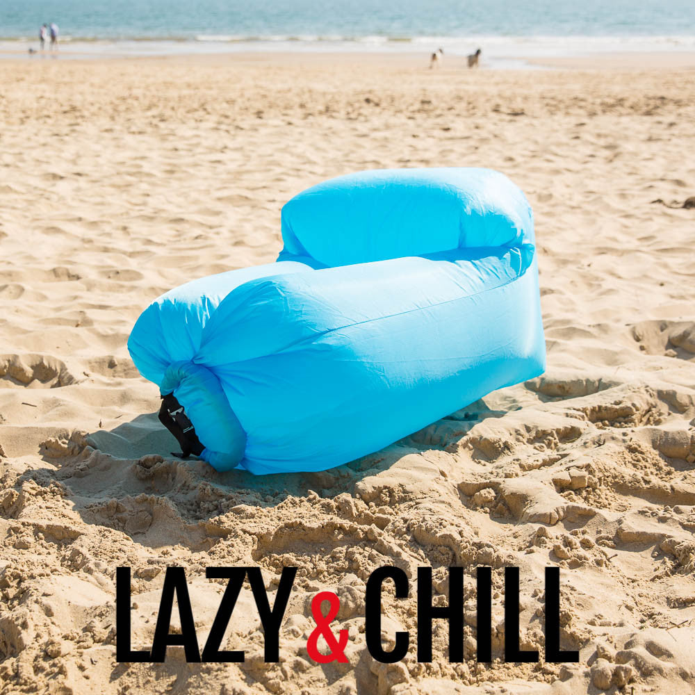 Lazy and Chill Sky Blue Pod