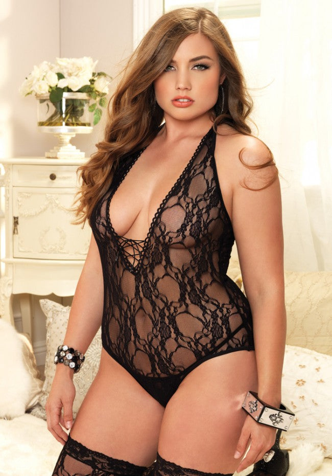 Plus Size Lingerie because Curves are Beautiful