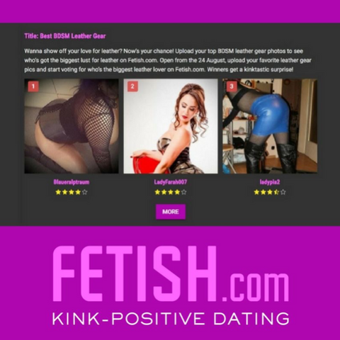 Fetish Dating Website