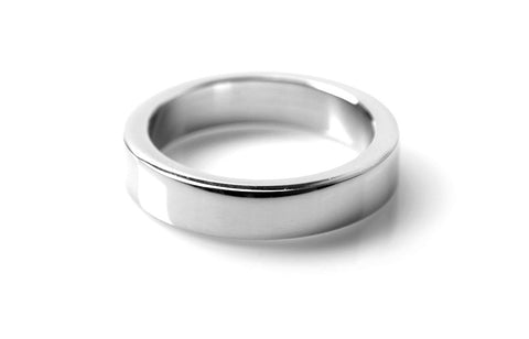 Stainless Steel Polished Cockring
