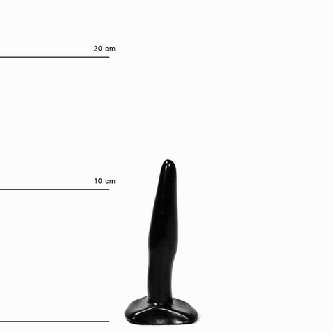 All Black AB28 Beginners Butt Plug