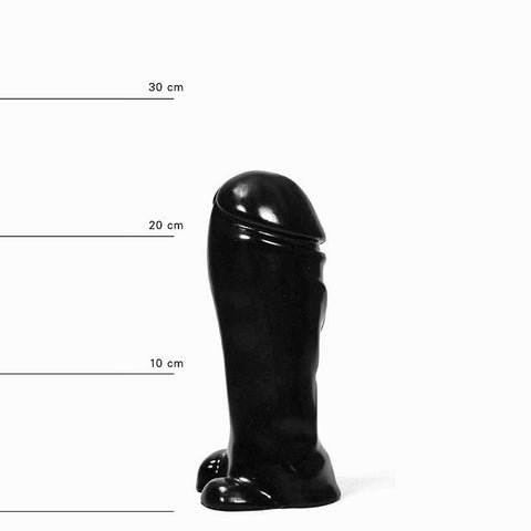 All Black AB48 Fat Head Dildo
