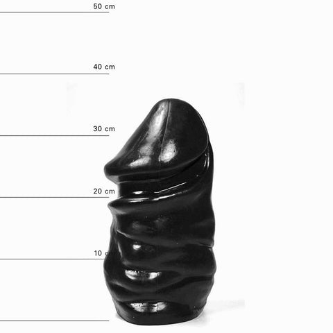 All Black AB60 XL 12 Inch Dildo
