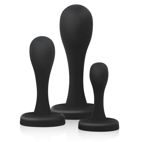 BUTTR Butt Kickers Butt Plug Anal Training Set
