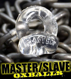 Oxballs Master and Slave Penis Ring - The Pantie Purse