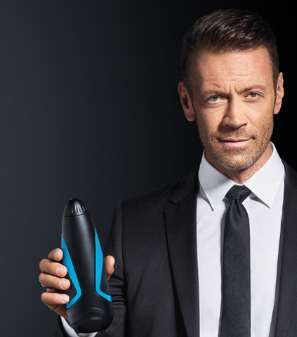 Satisfyer Men Pleasure Stroker by Rocco Siffredi