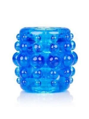 Oxballs Slug 1 Ice Blue 54mm Ball Stretcher - The Pantie Purse