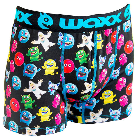 WAXX Underwear Monsters Men's Boxer Short - The Pantie Purse