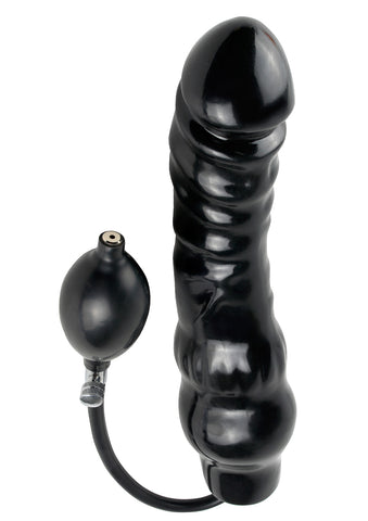Fetish Fantasy Extreme Inflatable Ass Blaster Dildo - The Pantie Purse
