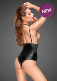 Noir Handmade Decadence body with multistraps