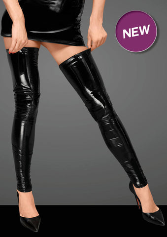 Noir Handmade Decadence PVC Stockings