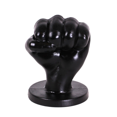 All Black AB94 Large Fist Butt Plug