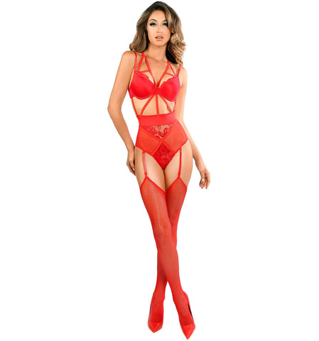 Adore Angel of Love Teddy Body Lingerie