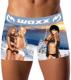 WAXX Underwear Chapka Men's Boxer Short - The Pantie Purse