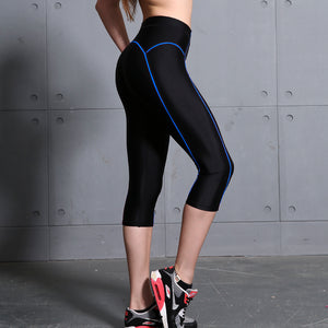 Fit Blue Yoga Legging
