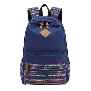 Backpacks Bags For Unisex japan Canvas Rucksack  Backpack Hot School Satchel Bag Bookbag mochila feminina - ms-leggings