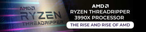 AMD Ryzen Threadripper 3990X Processor: The Rise and Rise of AMD
