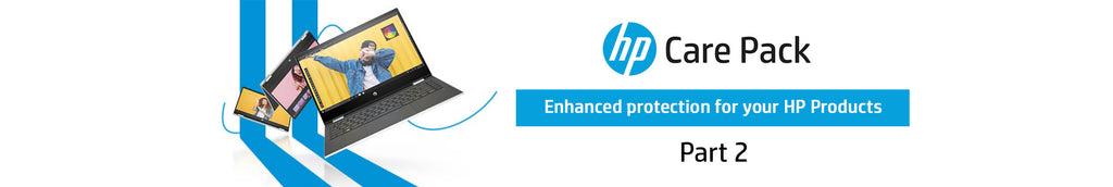 HP Care Pack - Enhanced Protection for your HP Products (Part -2)