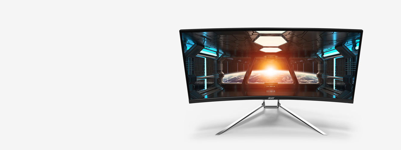 Acer XR382CQK 37.5 Inch Ultrawide QHD Curved IPS Monitor