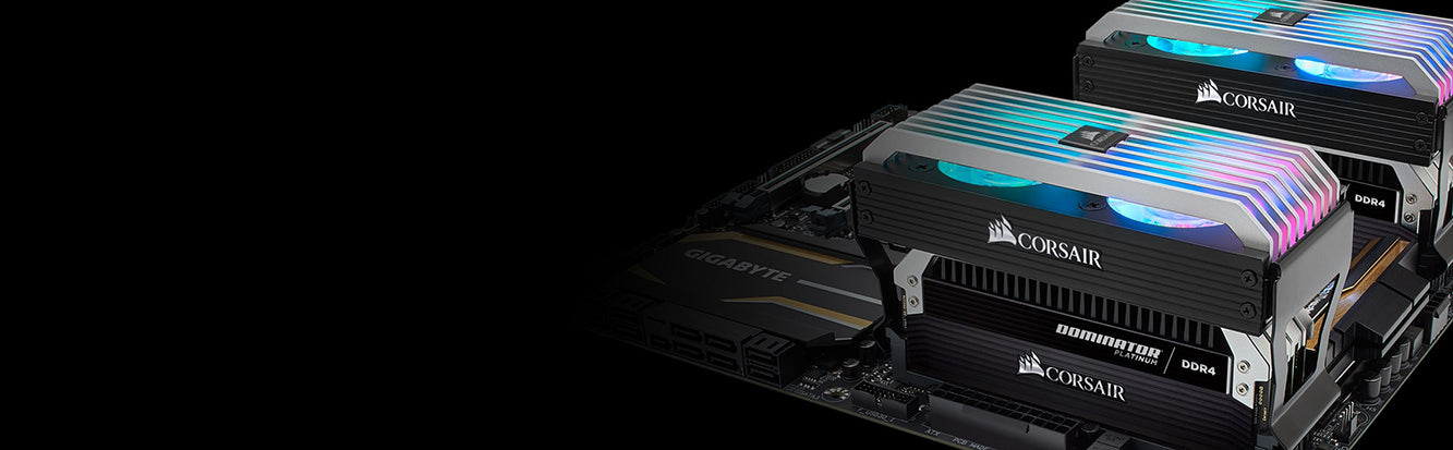 Corsair Dominator Platinum 32GB RAM with DDR4 3200MHz and C16 Memory Kit From TPS Technologies