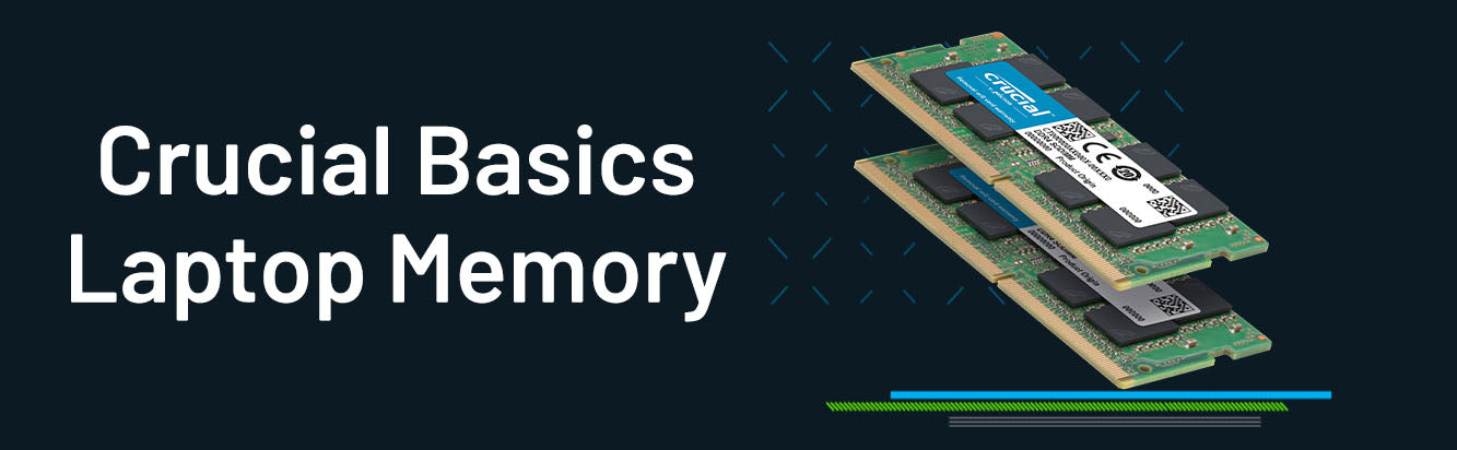 Crucial_Basics_Laptop_Memory DDR4 2666