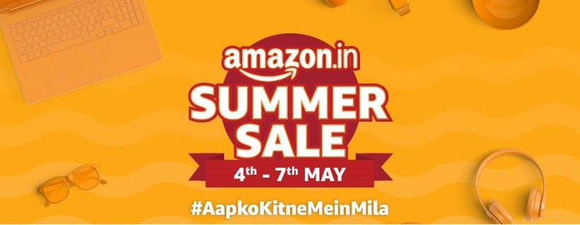 Amazon India Summer Sale May 2019 is here to buy best gaming gears. Choose with TPS Technologies.