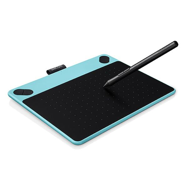 "Wacom INTUOS Comic 6.7"" Graphics Tablet (Mint Blue) 