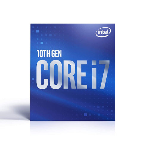 Intel Core i7-10700 LGA1200 Desktop Processor 8 Cores 16 Threads up to 4.80GHz 16MB Cache