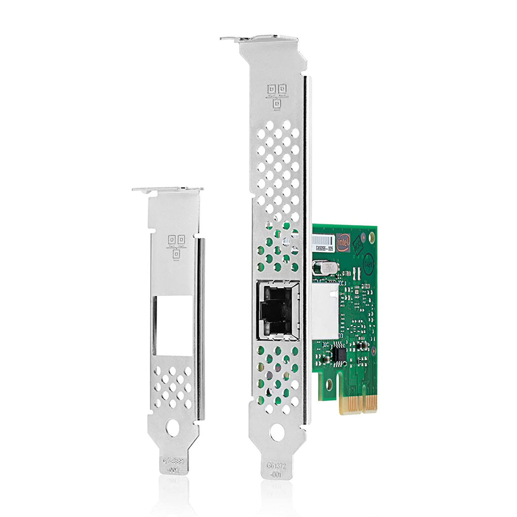 HP Intel Ethernet I210-T1 GbE Network Interface LAN Card