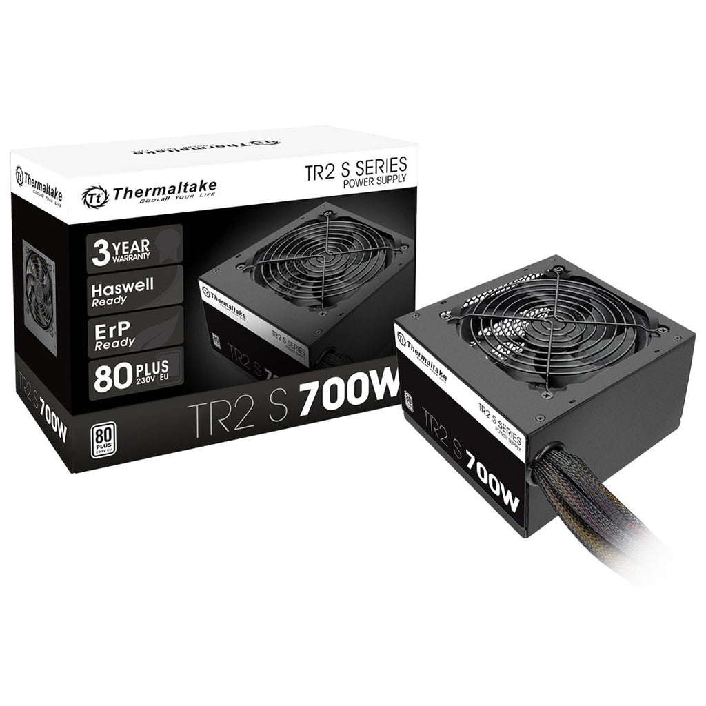 Thermaltake TR2 S Series 700W 80 Plus Standard Power Supply Unit