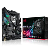 ASUS ROG STRIX  Z490-F ATX Gaming Motherboard with LGA 1200 Socket and AI Overclocking