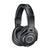 Audio-Technica ATH-M40x Over-Ear Wired Headphone with 40mm Neodymium Driver
