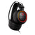 Thermaltake eSports Shock Pro RGB Gaming Headset with 3.5mm Audio Jack 40mm Drivers and Microphone