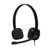 Logitech H151 Wired Stereo 3.5mm Headphone with Rotatable Microphone