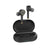 HP H10 Pro True Wireless Headphones with Microphone 16 Hour Battery Backup and USB-C