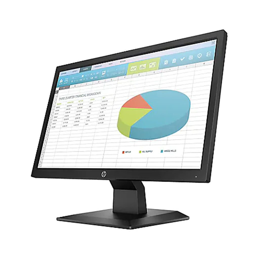 HP P204v 20 Inch HD Plus Monitor Online At Low Price From