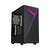 Gamdias Argus E4 Mid Tower PC Case Cabinet with Tempered Side Panel and RGB Lighting